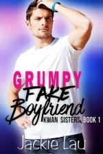 Grumpy Fake Boyfriend 500x750