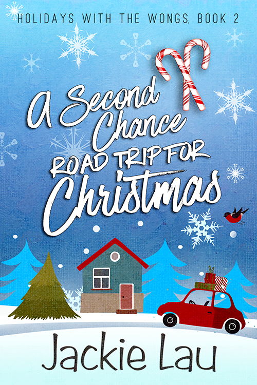 second chance road trip for christmas 500x750